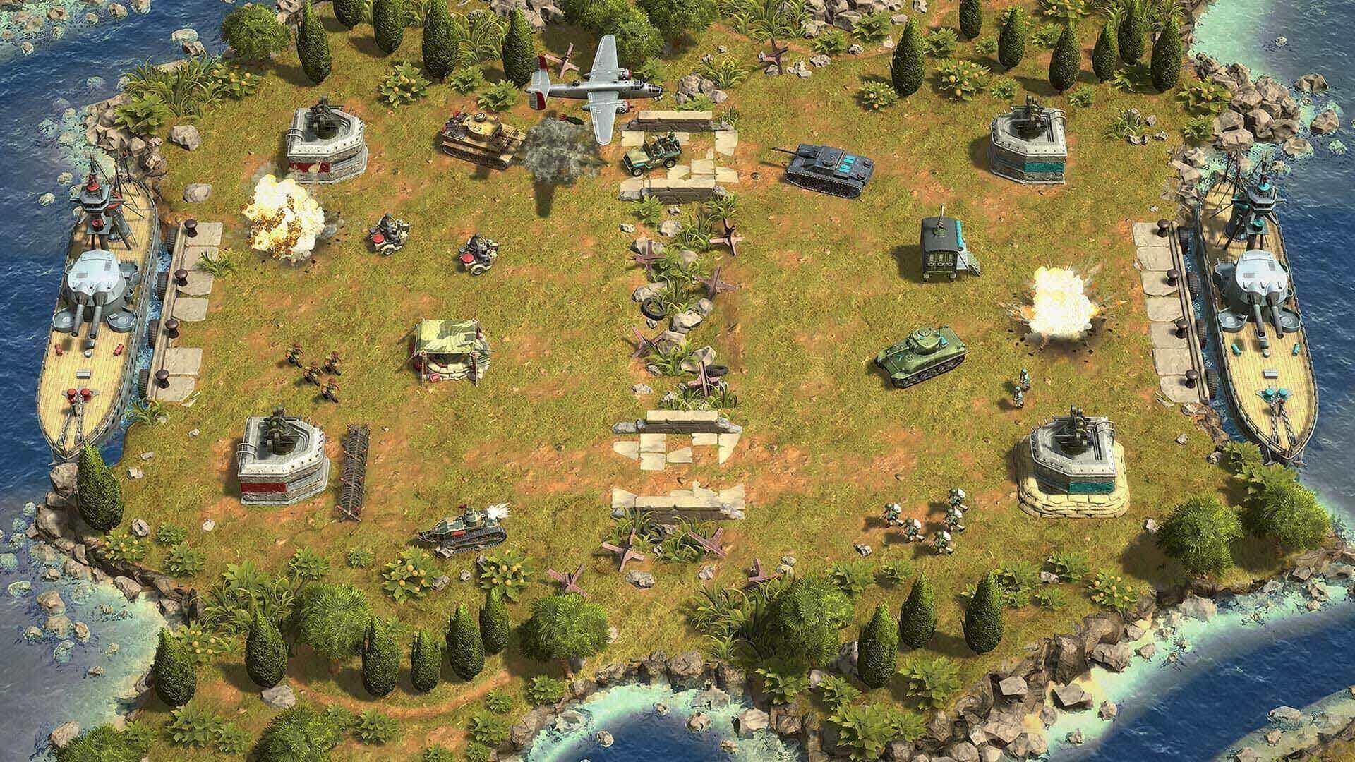 Battle Islands: Commanders