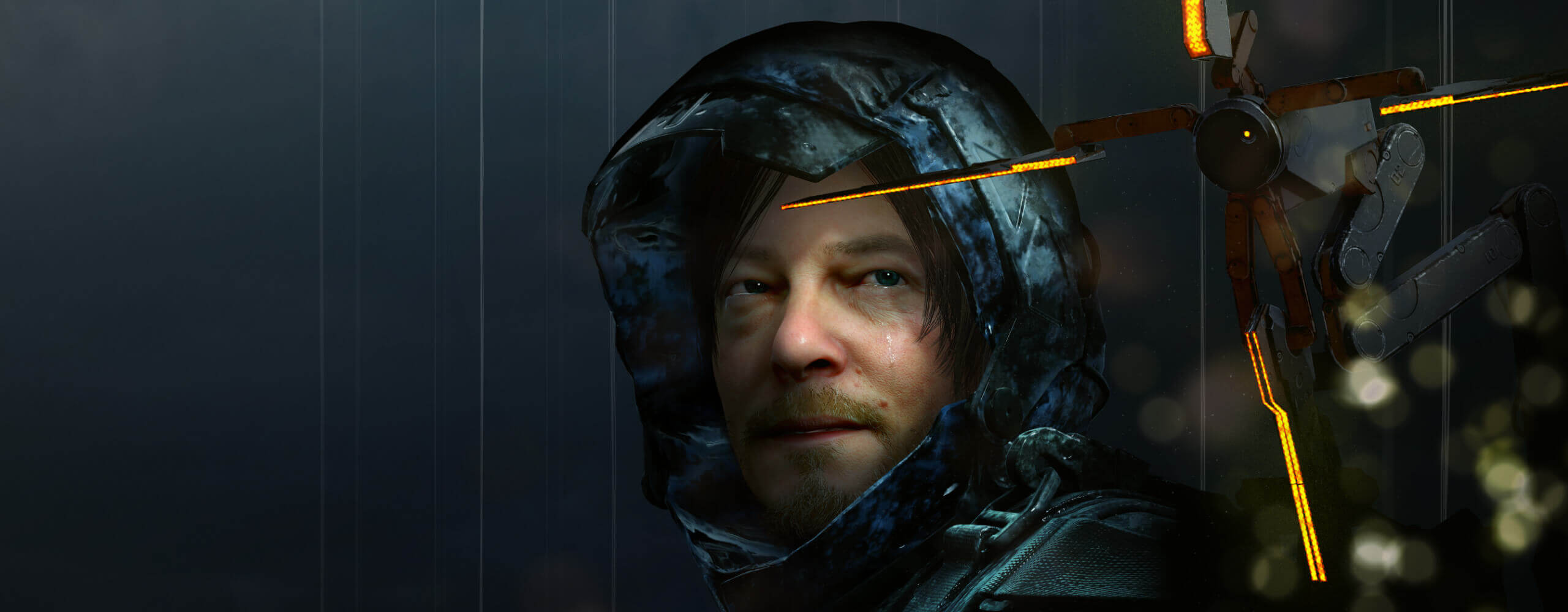 DEATH STRANDING Coming to Steam and the Epic Games Store on June 2, 2020