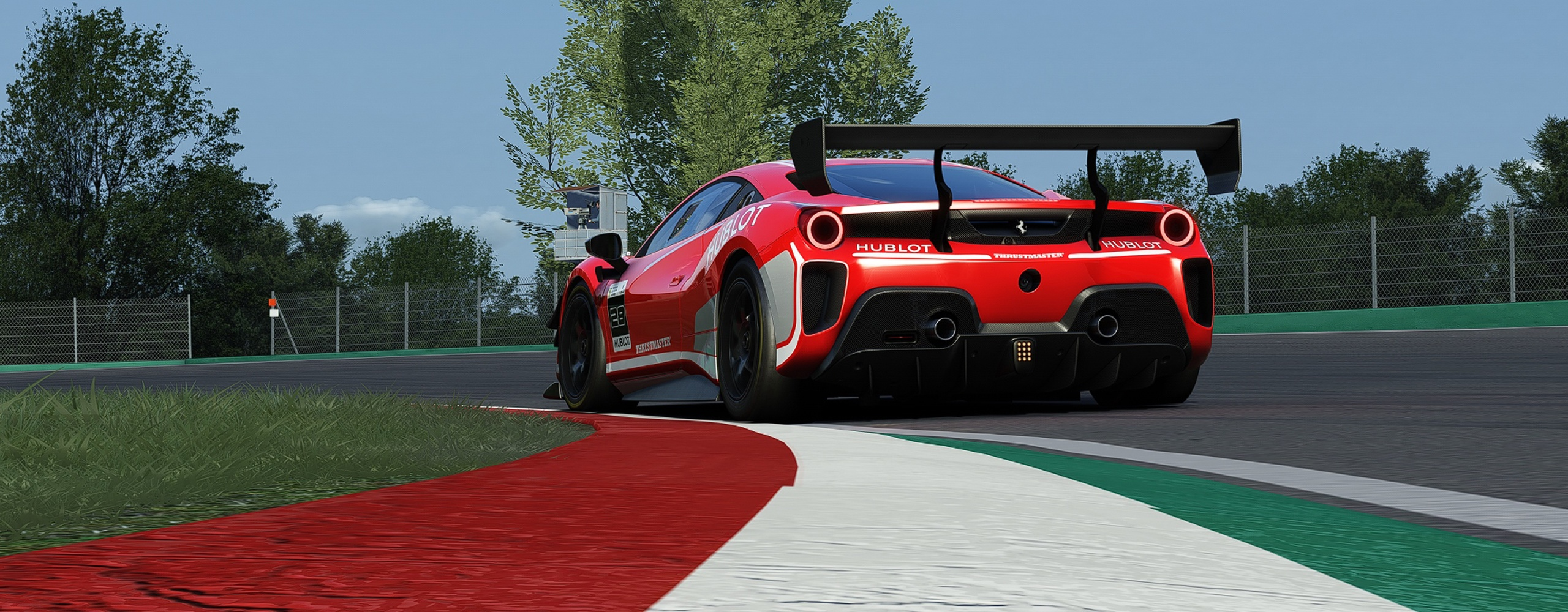 Ferrari Hublot Esports Series To Use Assetto Corsa