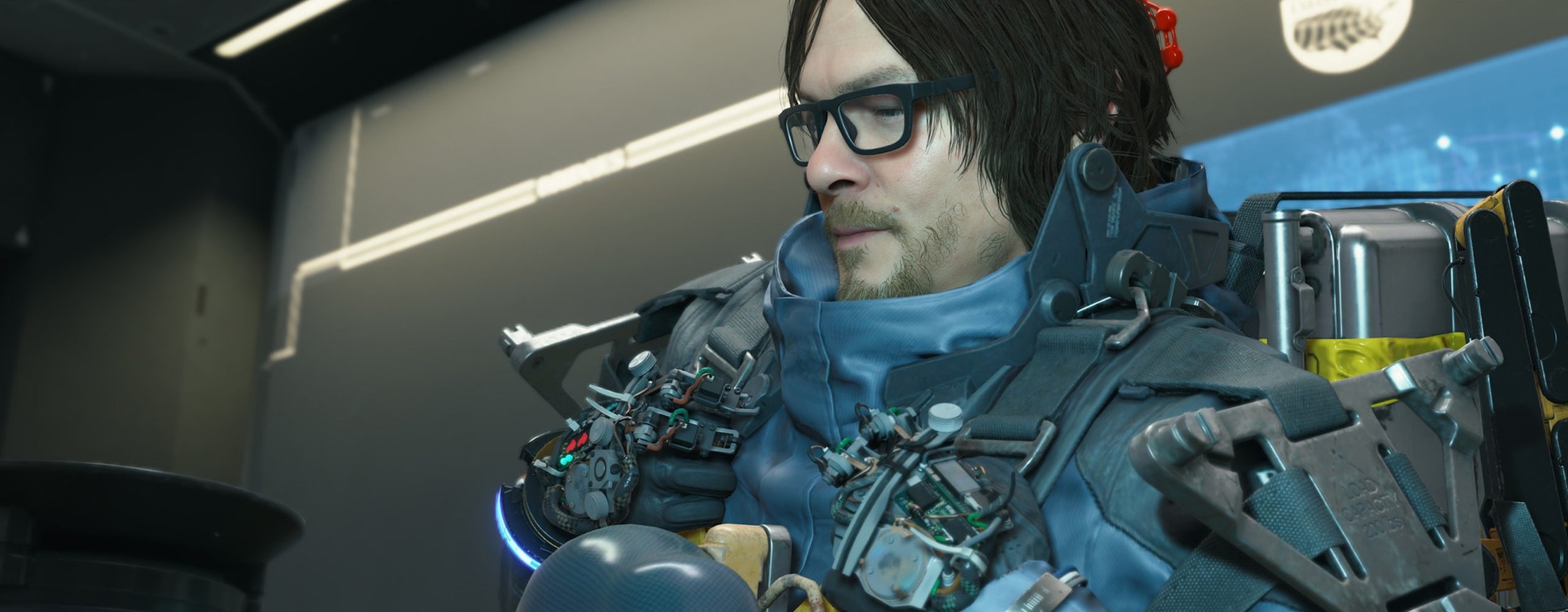 Welcome, new Porters! Playing DEATH STRANDING for the first time?