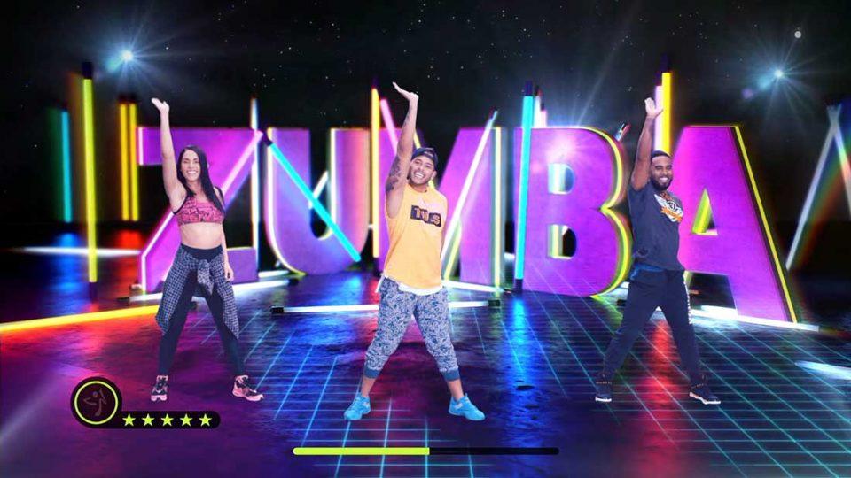 Zumba: Burn It Up
