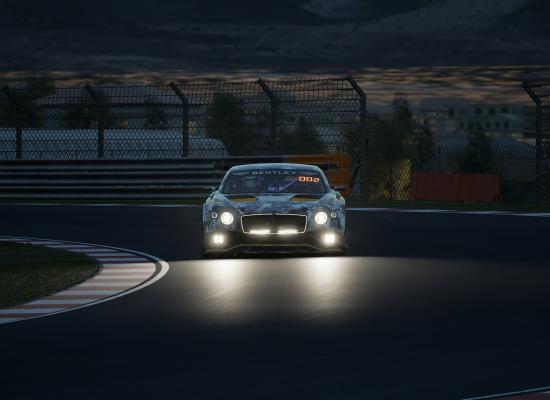 Sonic Sim Racing