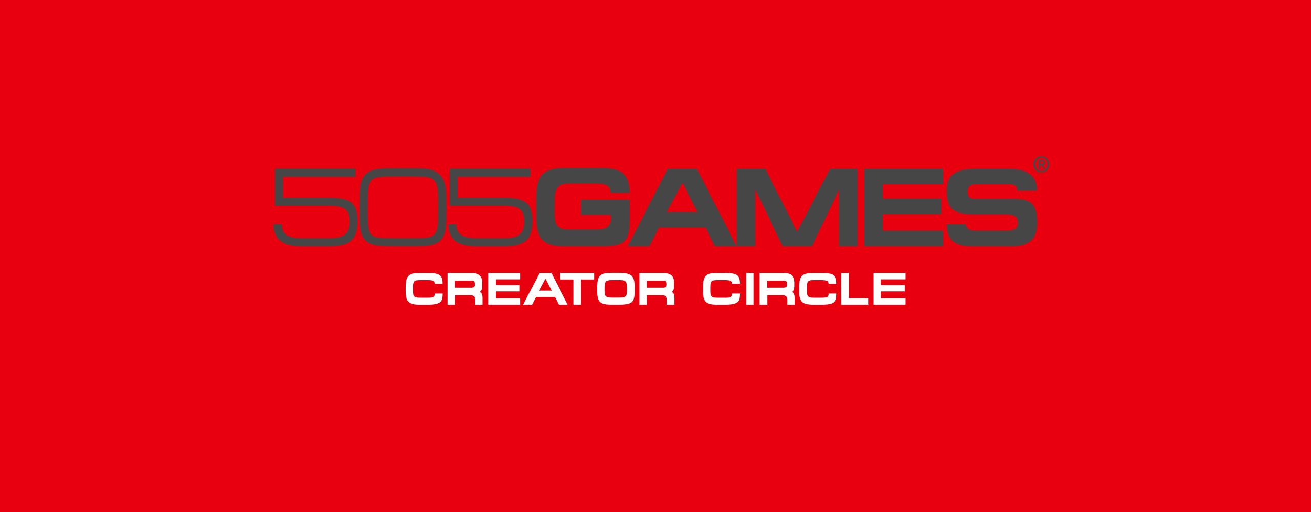 505 Games Creator Circle