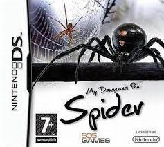 My Dangerous Pet Spider