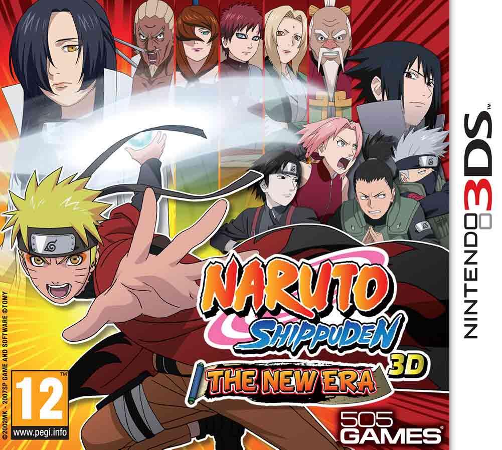 Naruto Shippūden 3D: The New Era