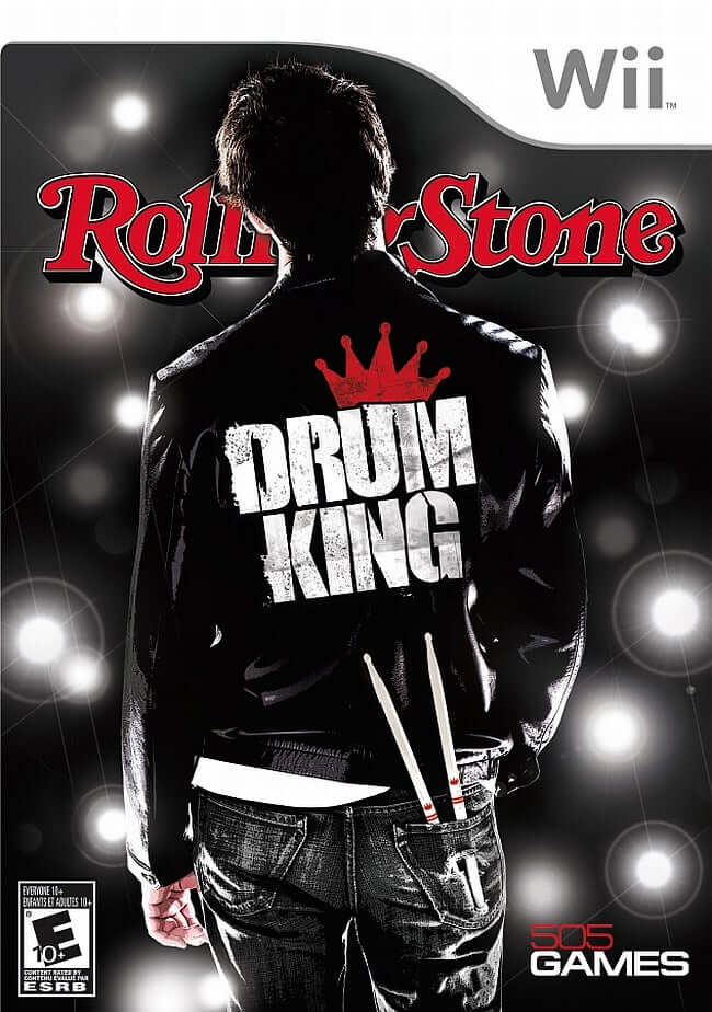 Rolling Stone: Drum King