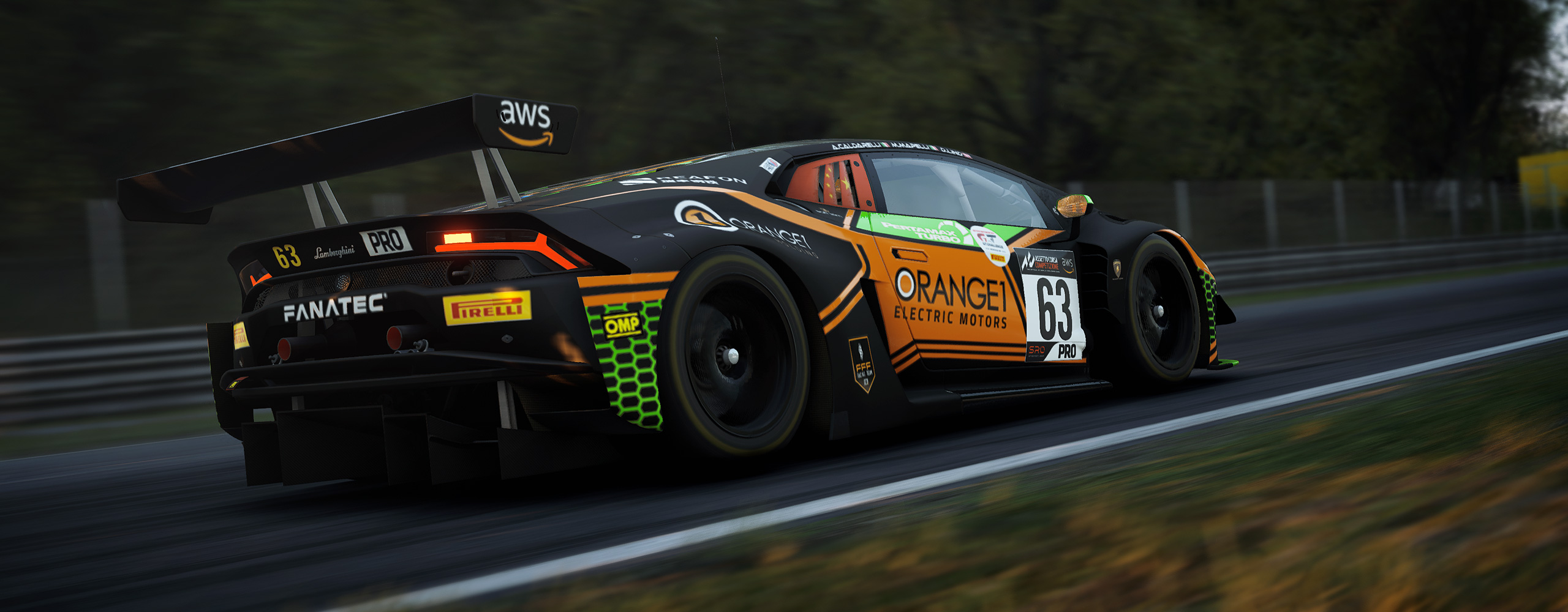 Assetto Corsa Competizione Racing to PlayStation 5 and Xbox Series X S
