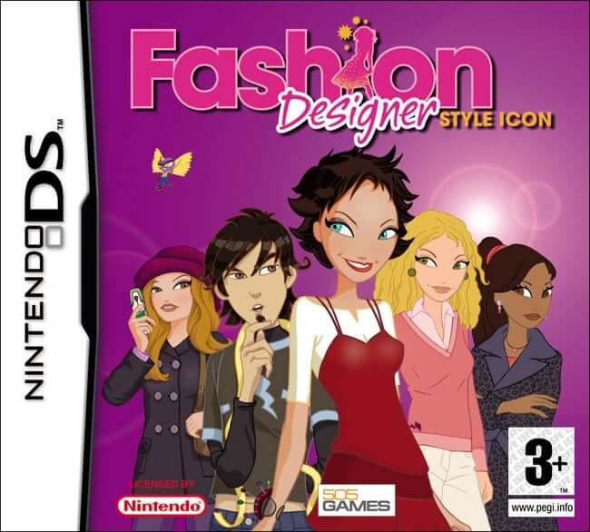 Fashion Designer: Style Icon