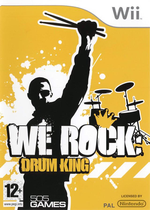 We Rock: Drum King