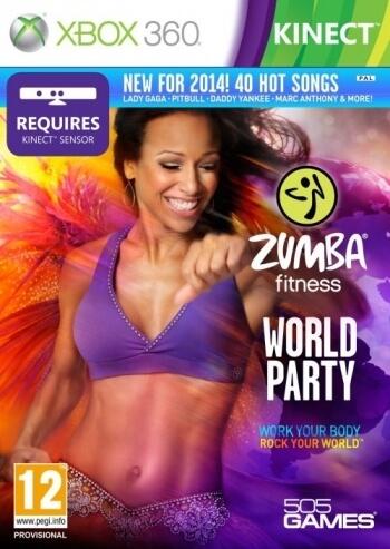 Zumba Fitness: World Party