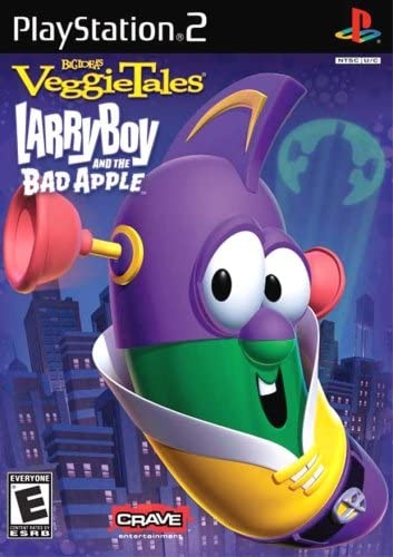 VeggieTales: LarryBoy and the Bad Apple