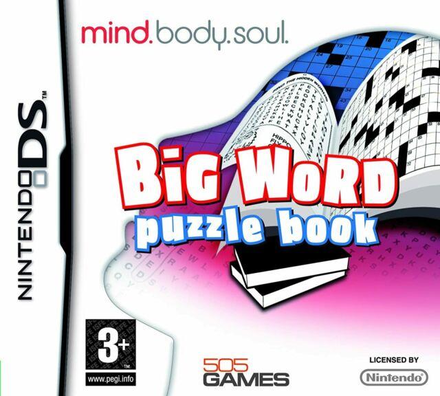 Big Word Puzzle Book