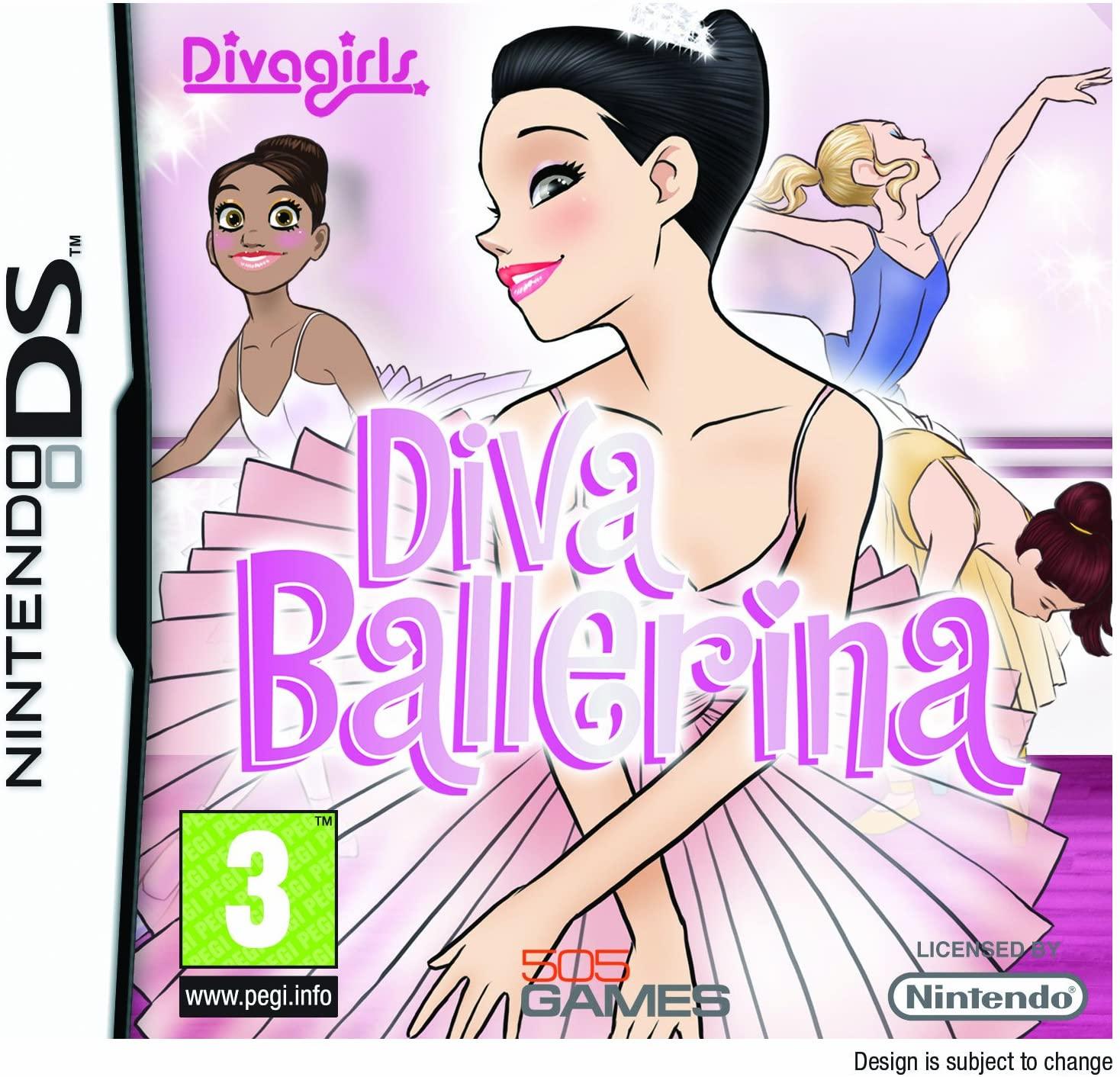 Diva Girls: Diva Ballerina