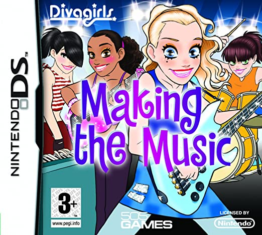Diva Girls: Making the Music