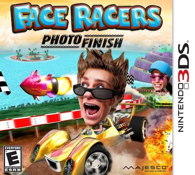 Face Racers: Photo Finish