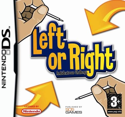 Left or Right: Ambidextrous Challenge