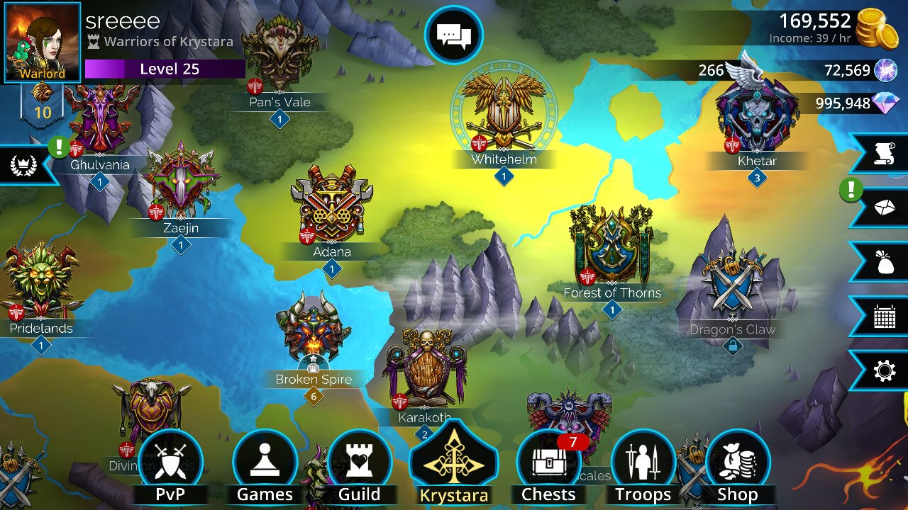 Gems of War OUT NOW on Nintendo Switch | 505 Games