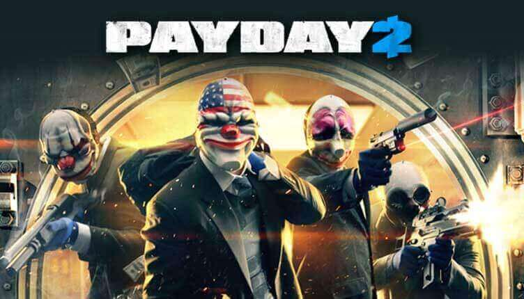 Payday 2 Payday Game Payday 3: 505 Games