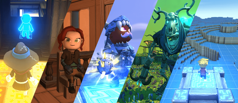 Portal Knights Adventurer's, Creator's and Villainous Update