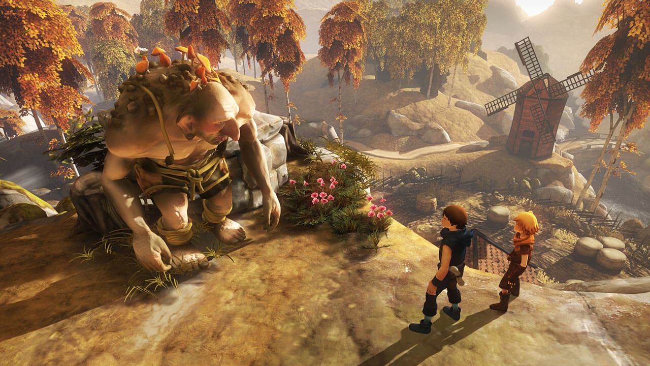 Brothers A Tale of Two Sons in-game 2