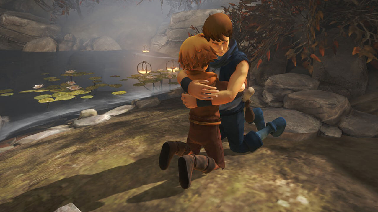 Brothers A Tale of Two Sons in-game 4